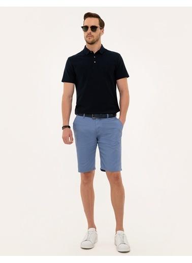 Pierre Cardin Bermuda Mavi
